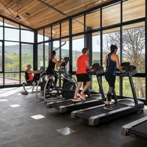 CAF lifestyle centre gym