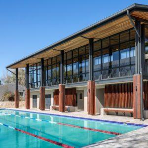 CAF swimming pool